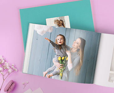 Fotoksiążka LUX A4 poziom 40 stron