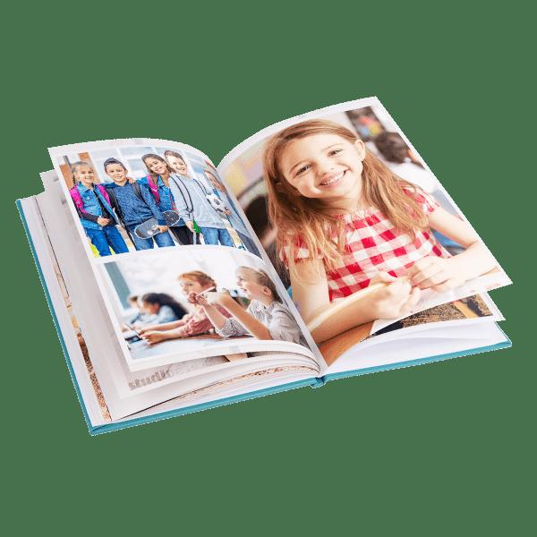 Kronika Szkolna - Fotoksiążka A4, 28 stron