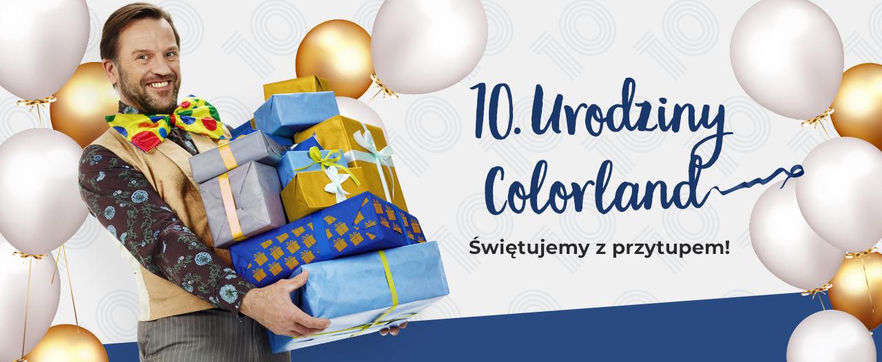10 urodziny Colorland!